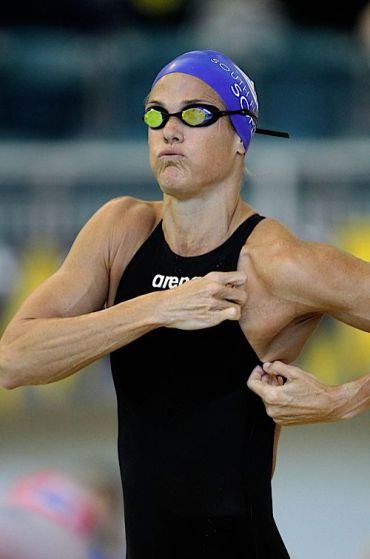 Dara Torres is among Sports Illustrated?s List of ?Prominent Jewish Athletes.?