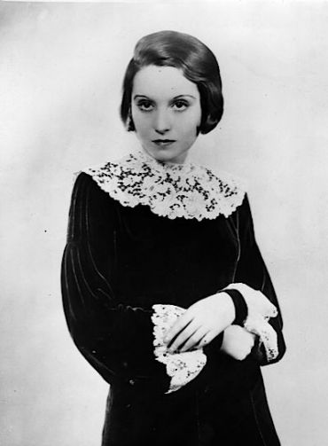 Elizabeth Bergner, who played the starring role in ?Fräulein Else.?