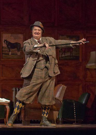 Ambrogio Maestri in the title role of Verdi?s ?Falstaff.?