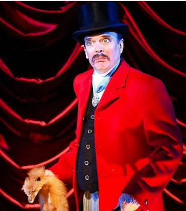 Jefferson Mays in ?A Gentleman?s Guide to Love and Murder.?