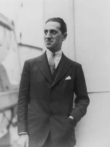 Today would have been George Gershwin?s 112th birthday.