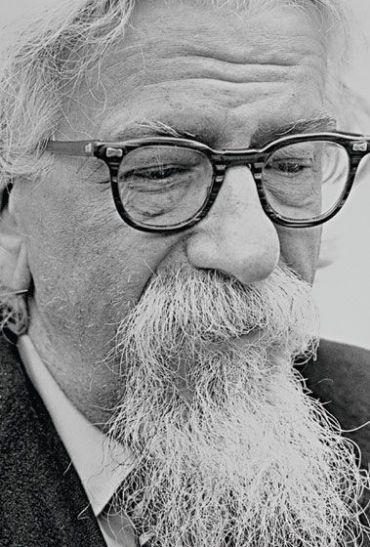 Abraham Joshua Heschel, whose works inspired 24/6.