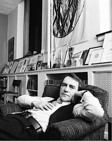 Joseph Papp in 1975.