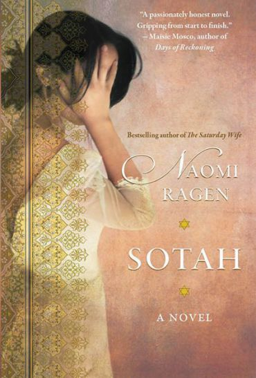 The book at issue: Ragen?s 1992 novel, ?Sotah.?