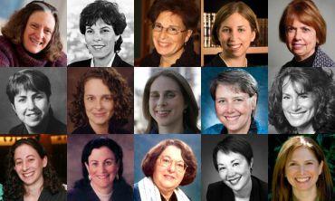Members of ?The Sisterhood 50,? 2010. (click to enlarge)