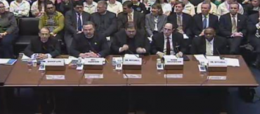 No women called to testify on panel on birth control.