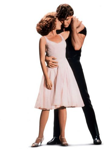 Jennifer Grey and Patrick Swayze having the time of their lives in the original ?Dirty Dancing.?