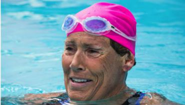 Champion swimmer Diana Nyad is an atheist who believes in awe and wonder, like many Jews.