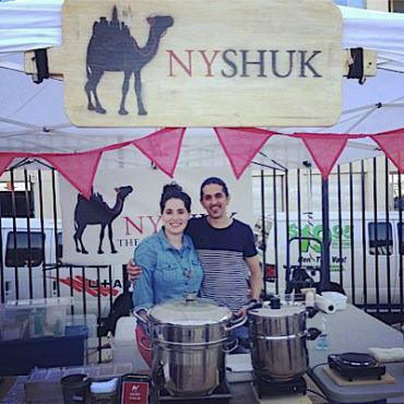 Cooking With a Mission: Leetal and Ron Arazi moved from Israel to New York, hoping to introduce their new home country to Sephardic and Middle Eastern dishes they love.