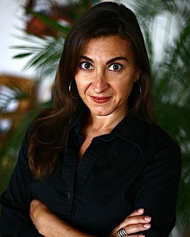 Photojournalist Lynsey Addario