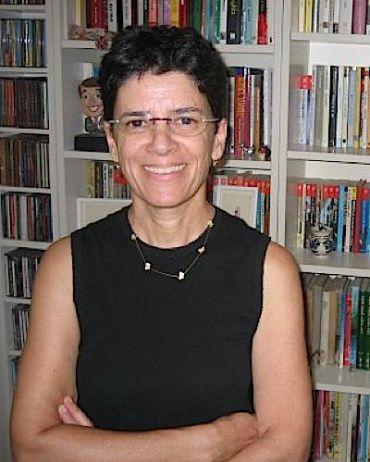 Protest organizer Anat Saragusti