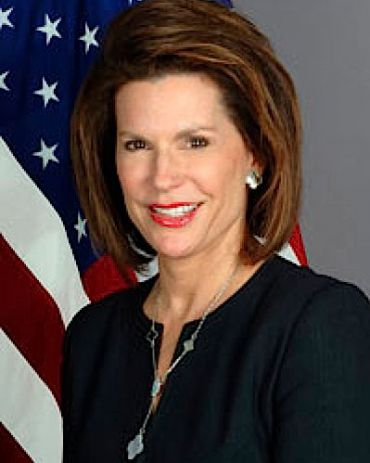 Nancy Goodman Brinker, the founder of Susan G. Komen for the Cure