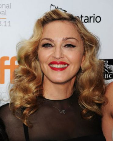 Madonna appears to be back involved with the Kabbalah Center.