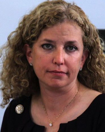 Democratic National Committee Chair Debbie Wasserman-Schultz