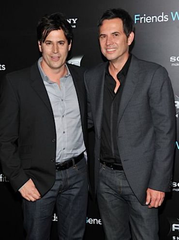 ?Friends With Benefits? writers David Newman and Keith Merryman