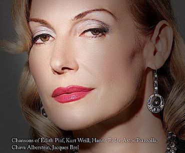 What?s the Fastest Way to Carnegie Hall? Perhaps going to see Ute Lemper at Zankel Hall on April 5.