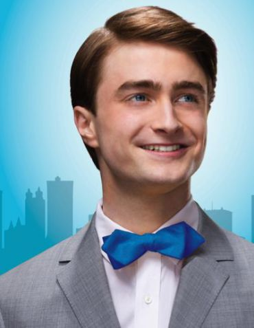 Blue Eyed Bow Tie: Daniel Radcliffe will star as J. Pierrepont Finch in the forthcoming Broadway production of ?How To Succeed in Business Without Really Trying.?