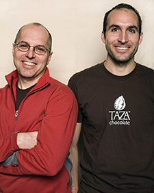 Founders Larry Slotnick and Alex Whitmore