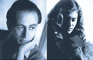 Celan and Shmueli: Pre-eminent poet of the German language post Holocaust and his childhood friend and late-life lover.