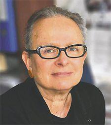 Yiddishist: Barbara Kirshenblatt-Gimblett.