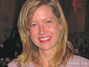 Author: Karenna Gore Schiff was honored at the event.