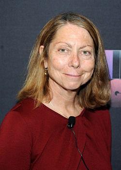 New York Times executive editor Jill Abramson.