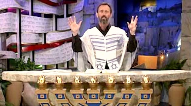 Messianic Rabbi Kirt Shneider has a show called 'Discovering the Jewish Jesus.'