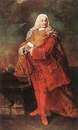 ?Portrait of Jacopo Gradenigo? by Alessandro Longhi.
