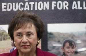 Warning Shot: Democrat Nita Lowey, above, and Republican Kay Granger penned an April 28 letter to P.A. President Mahmoud Abbas warning that his recent decisions could ?threaten the provision of United States assistance and support.?