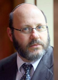 Seal of Approval: Rabbi Morris Allen leads the Hekhsher Tzedek effort.