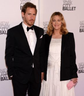 Kopelman and Barrymore at the New York City Ballet?s 2012 Spring Gala in May