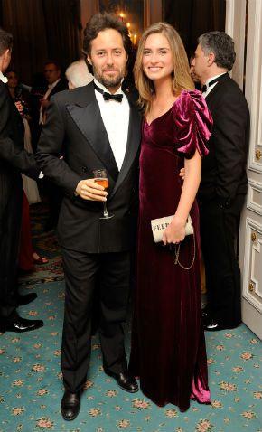 Lauren Bush and David Lauren in February, 2011.