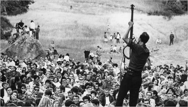 Pete Seeger, 1950s