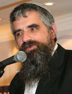 Rabbi Yuval Sherlow