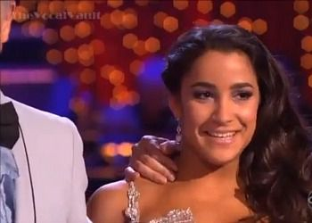 Aly Raisman on ?Dancing With the Stars?