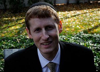 Rabbi Shlomo Weissman, director of the Beth Din of America