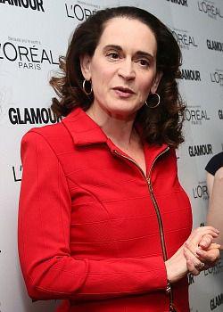 Barnard president Debora Spar.