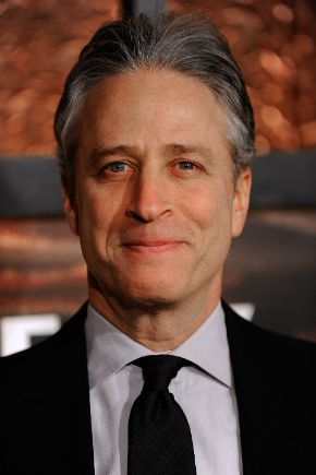 Jon Stewart took #7 on the Jerusalem Post list.