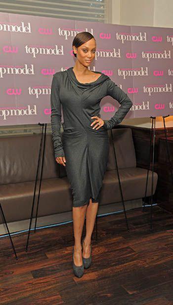 Tyra Banks, host of ?America?s Next Top Model?