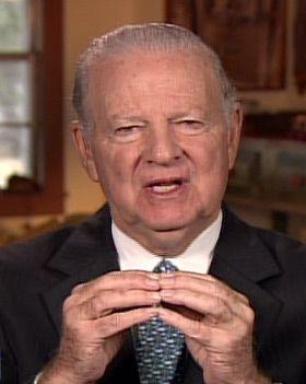 Last Fight: Former Secretary of State James Baker demanded a freeze on settlements.