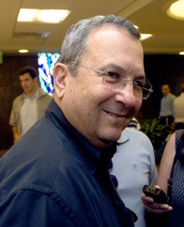 Struggling: Labor leader Ehud Barak is increasingly isolated in his own party.