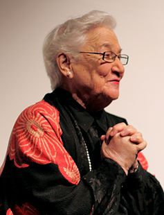 Beate Gordon helped insure rights constitutional rights for Japanese women.