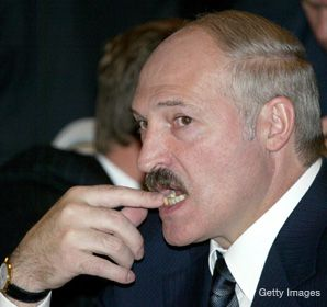 Belarus's president, Alexander Lukashenko, drew fire from many quarters after saying that Jews kept their living areas like a 'pig sty.'