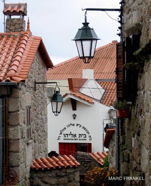 INQUISITIVE: Tourists have been flocking to the Beit Eliyahu synagogue of the long-hidden Jewish community in Belmonte Portugal