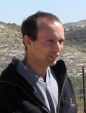 ?Outsider?: Naftali Bennett, CEO of the Yesha Council, lives within the Green Line.