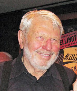 Theodore Bikel: He?s still singing at 85 years young.