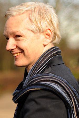 Wikileaks leader Julian Assange