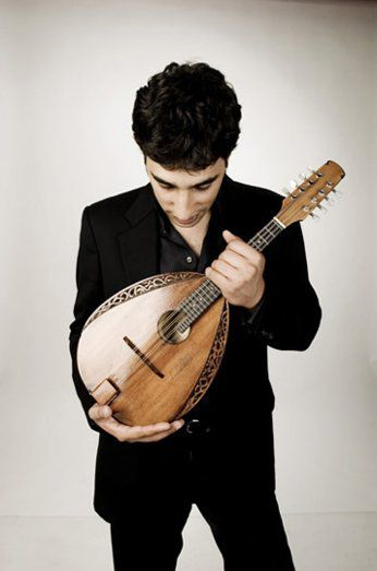 Grammy nominated mandolinist Avi Avital