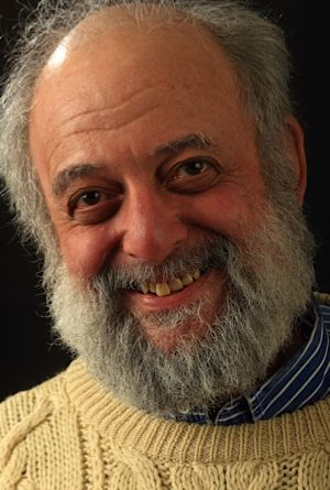New Yiddish Rep artistic director David Mandelbaum as Estragon in the Yiddish production of ?Waiting for Godot.?