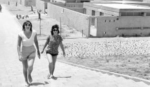 Ashkelon?s French Resort in 1963.